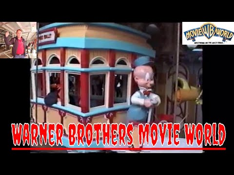 Nostalgie Warner Brothers Movieworld Bottrop 22-9-2001