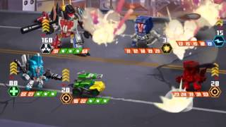 [TRANSFORMERS: Battle Tactics] One shall stand one shall fall