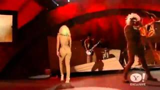 Lady Gaga   Bad Romance live (Decade Of Difference Concert Clinton) HD