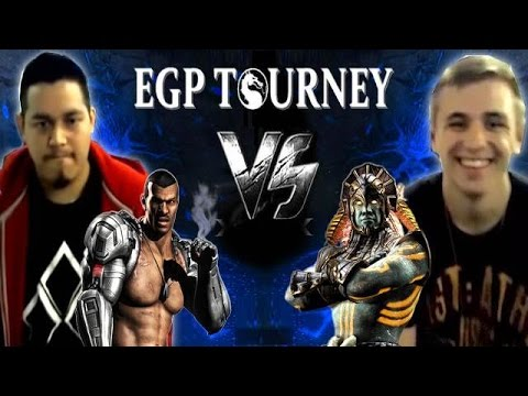 Mortal Kombat X: Tournament - Madzin [Kotal Kahn] vs RedReaper [Jax]!