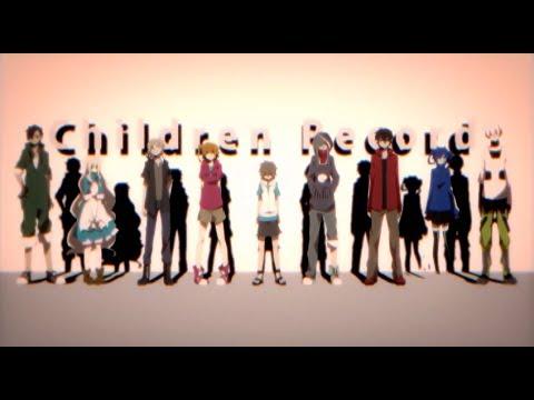 【IA】Children Record【Sub ITA】[Kagerou Project]