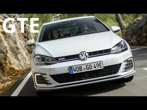 2017 Volkswagen Golf GTE Plug-In-Hybrid 1.4 TSI (204 PS)
