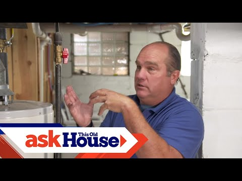 How to Install a Tankless Water Heater | Ask This Old House