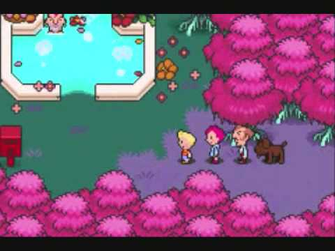 Mother 3 Hot Spring