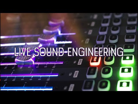 Live Sound Engineering   MumbaiMusic Institute