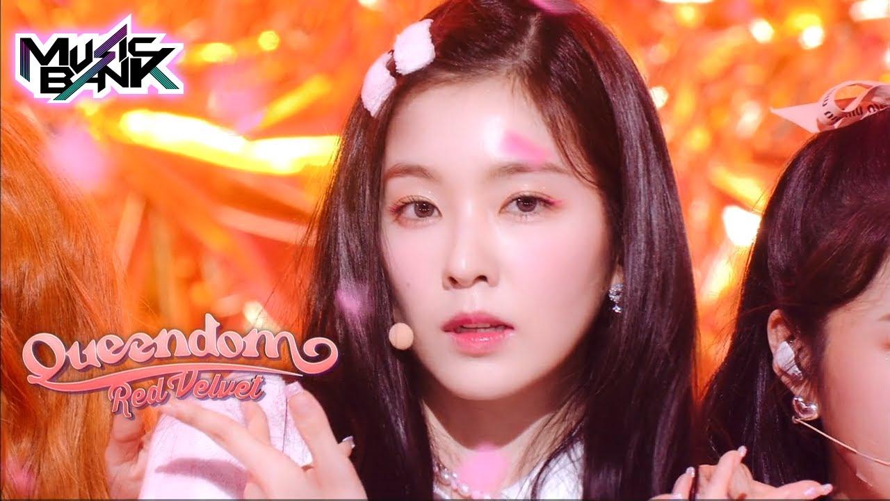 Download Red Velvet(레드벨벳) - Queendom (Music Bank)   KBS WORLD TV 210820