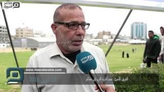 بالفيديو| أهالي غزة للأسرى: نسيم الحرية اقترب ولن ننساكم