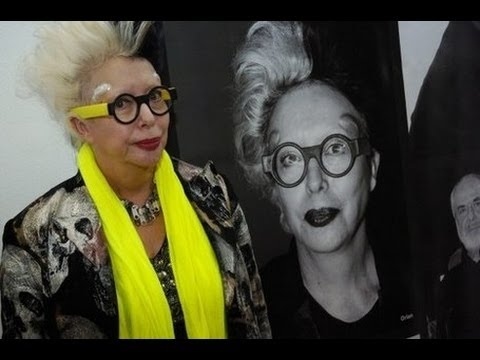 French artist Orlan: 'Narcissism is important'