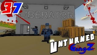 Unturned GangZ in RUSSIA (Multiplayer) E37 - JOINING THE COALITION!!
