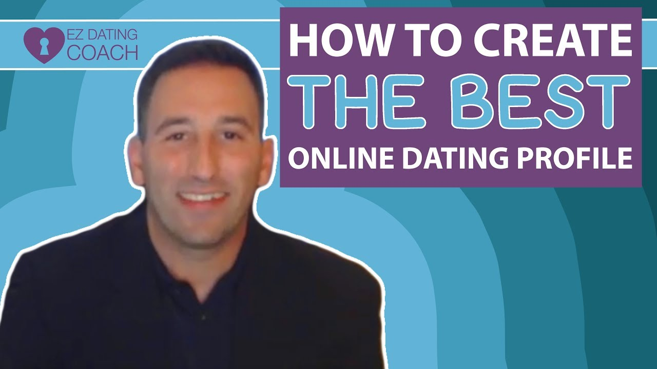 How to start an online dating profile