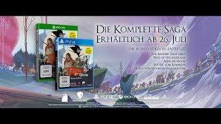 The Banner Saga Trilogie: Bonus Edition |Announcement Trailer |PS4, Xbox One
