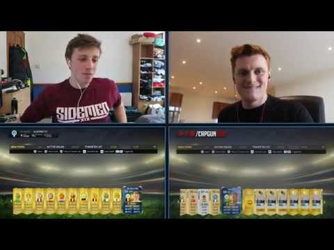 GUESS WHO FIFA 15 - INSANE TOTS IN A PACK!!