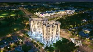 Chung cư Northern Diamond Long Biên (Full HD)