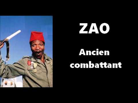 Ancien combattant   Zao