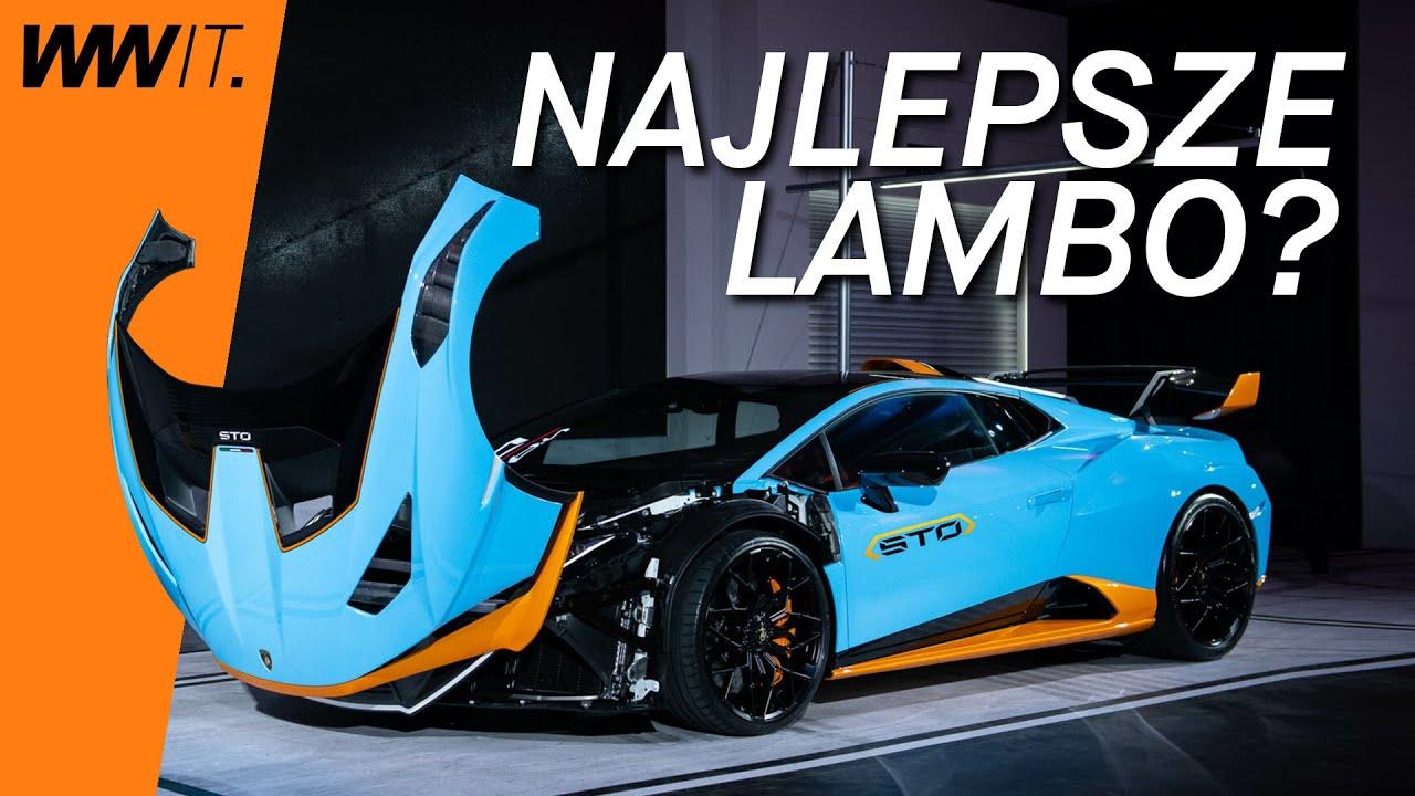 10 Najlepszych Lamborghini w historii
