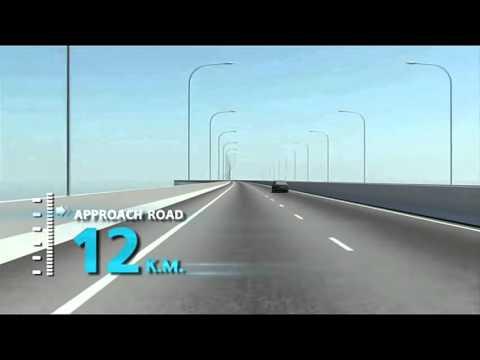 Padma Bridge Bangladesh 3d View