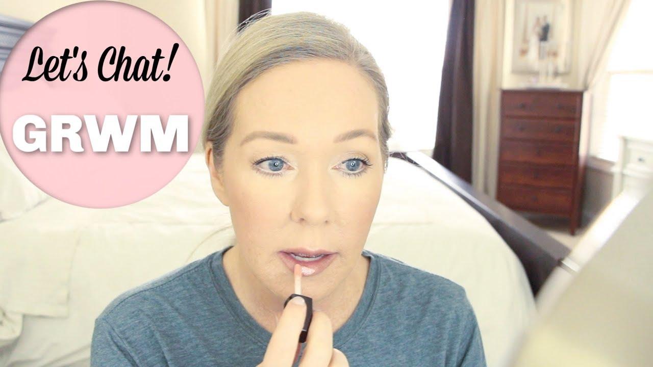 Let S Catch Up Current Makeup Routine Grwm Youtube Grwm est l'abréviation de get ready with me. let s catch up current makeup routine grwm