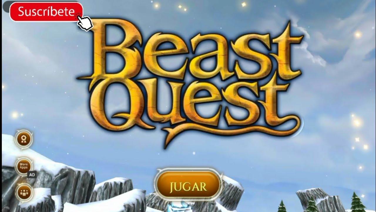 beast quest gameplay en español  youtube