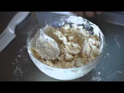 Рецепт Рецепт овсяного печенья