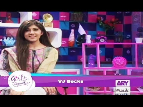 Girls Republic | VJ Backs  | Topic Dreams kabhi Kabhi Real Hojaty Hain | ARY Musik