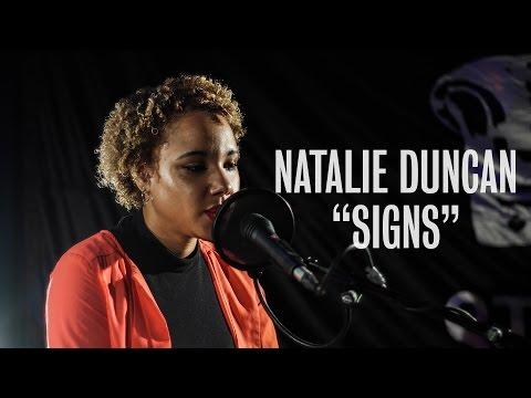 Natalie Duncan - Signs - Ont Sofa Sensible Music Sessions