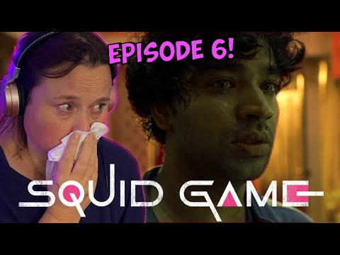 Download MOM reaction to Squid Game Marbles Episode... [Episode 6  ''Gganbu'' Reaction]