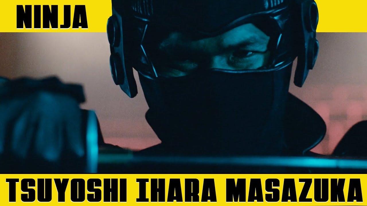 TSUYOSHI IHARA The Ninja's First Strike   NINJA (2009)