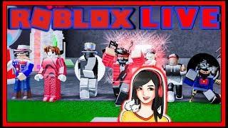 Roblox Live Stream Any Games - GameDay Friday 132 - AM