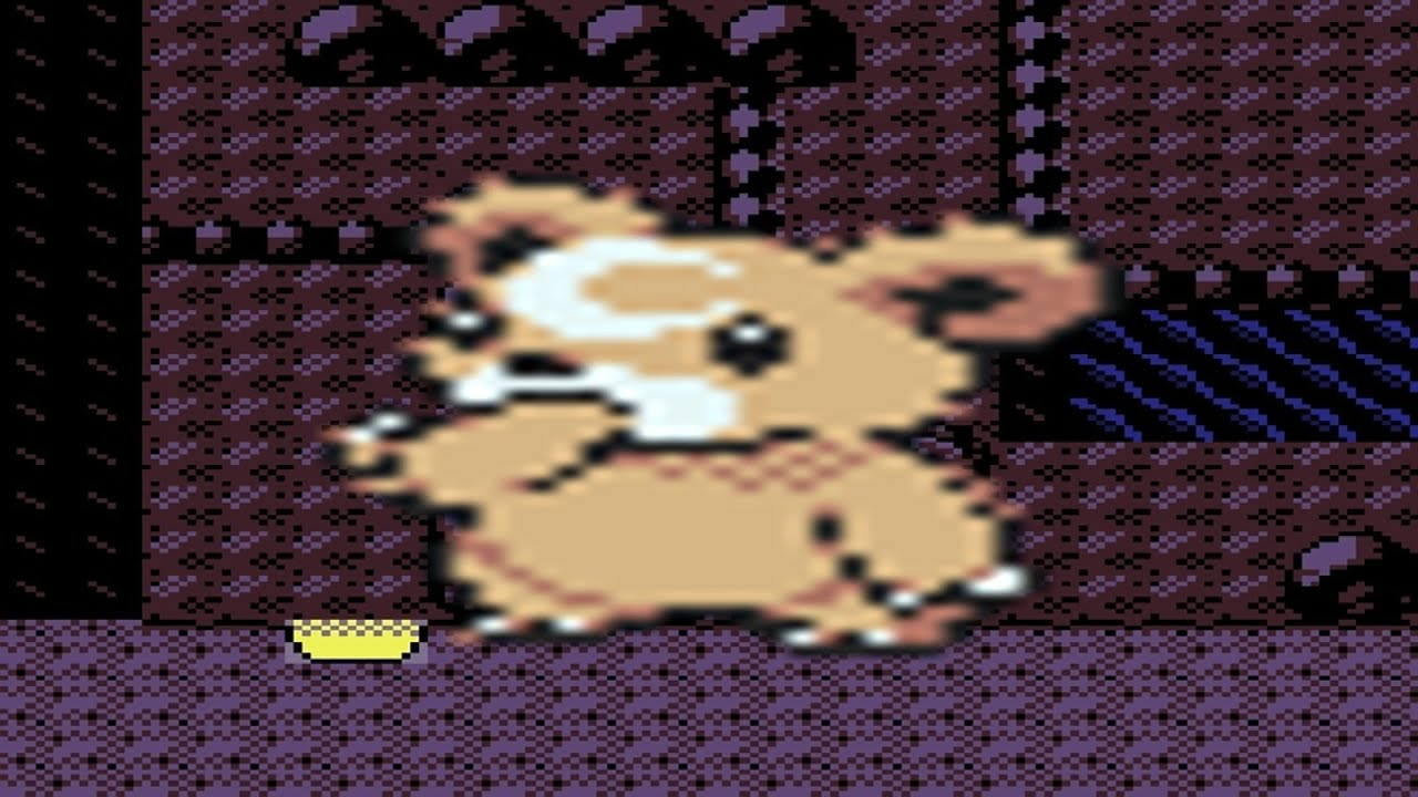 how to get a teddiursa in pokemon liquid crystal
