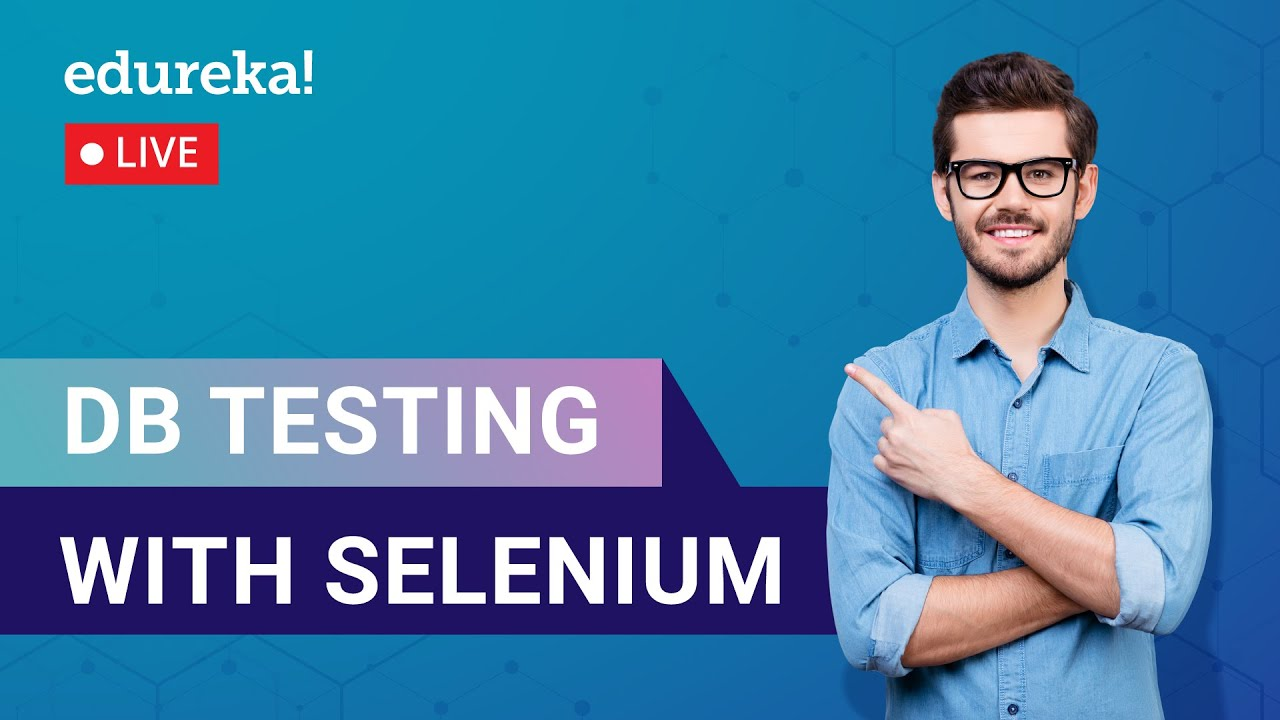 DB Testing with Selenium | Selenium Tutorial