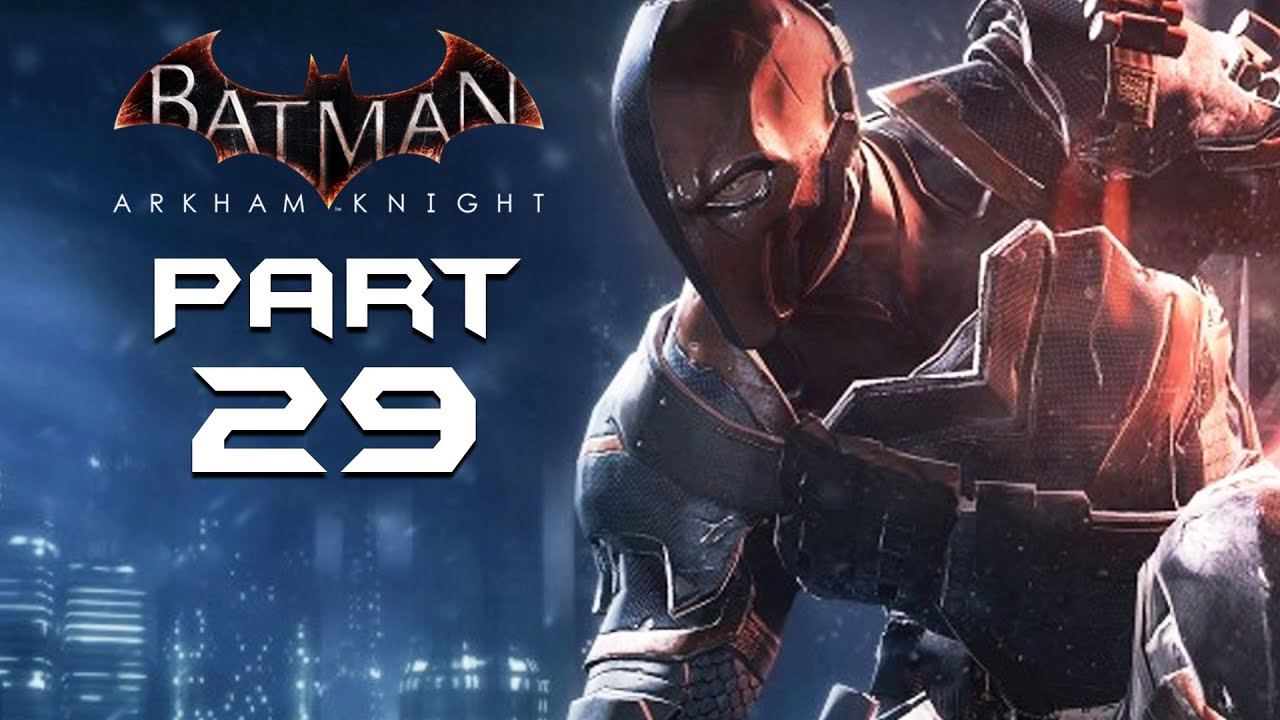 Batman Arkham Knight GAMEPLAY AND OPTIMIZATION GUIDE (FPS ...