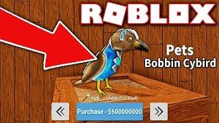 BUYING MY OWN PET IN TREASURE HUNT SIMULATOR?! (Roblox)