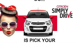 Citroen Simply Drive = car, insurance, servicing etc all paid in one monthly payment