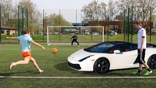LAMBORGHINI FOOTBALL CHALLENGE