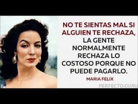 María Félix Frases Celebres De Una Diosa