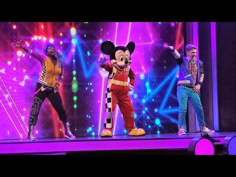 Disney Junior Dance Party 2019
