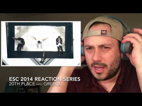 ESC 2014 Reaction Series -20th Place-  GREECE!
