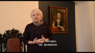 Портрет кисти И. Ф. Хруцкого