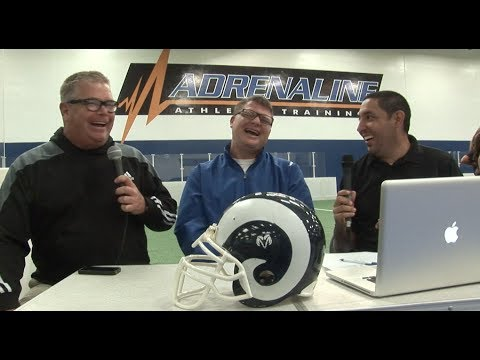 BLITZ 4-2-14: Ramona Football Coach Vinny Fazio plus Baseball and Softball Updates
