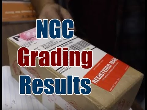 NGC Coin Grading Results Revealed Part 1 - See How NGC Graded Our Coins