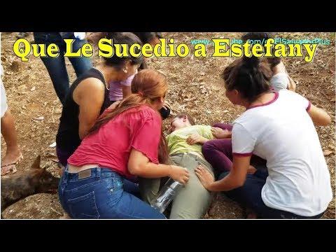 Que Le Sucedió a Estefany - Conviviendo Con El Canal El Salvador Chirilagua Tv Parte 14 DE 14