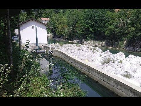 www.hydro-electricity.eu, SIAPRO Turn Key Project Mycro Hydro Plant, Kaplan Turbine, 310 kW
