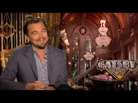 THE GREAT GATSBY Interviews: Leonardo DiCaprio, Maguire, Mulligan, Edgerton, Fisher and Luhrmann