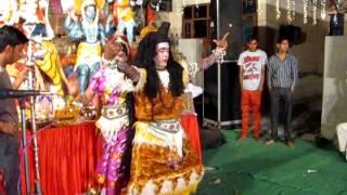 BHOLE SHIV BHOLE ZANKI BY RAVI KANCHAN JAGRAN PARTY PROGRAME AT VIJAY PURI HOME