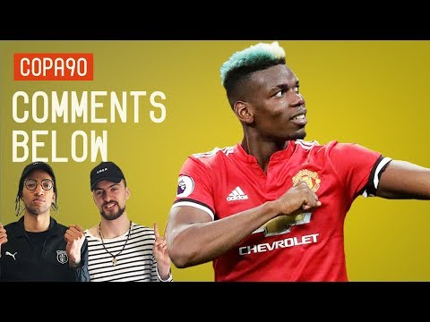 Pogba Spoils Man City's League Party! |...
