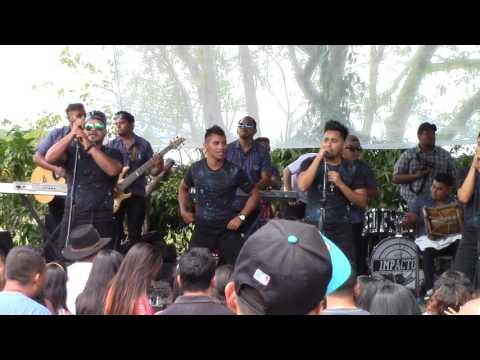 Grupo Impacto Latino de El Salvador - Intro 2 Merengue + Sonora