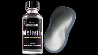 Product Review : Alclads 2 : Metal Paints