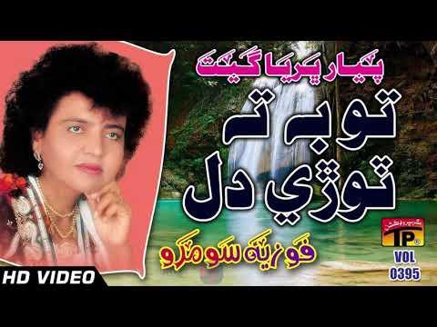 Toba Te Tori Dil - Fozia Soomro - Sindhi Hits Old Song - Best Sindhi Song - TP Sindhi