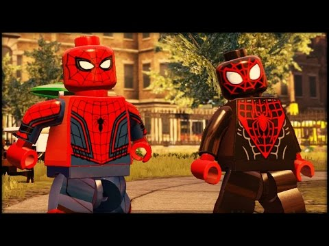 LEGO MARVEL'S AVENGERS - SPIDER-MAN Character Pack FUN RUN!