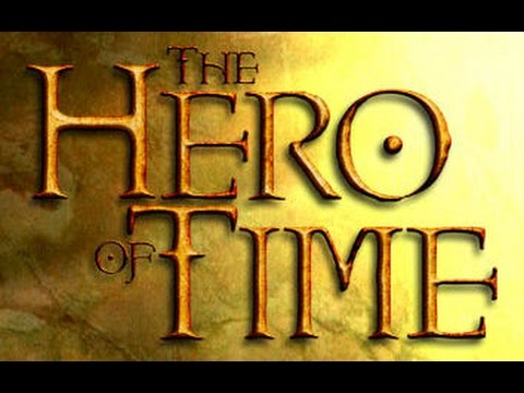 The legend of Zelda: the hero of time